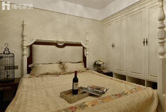 90平米美式风格卧室橱柜图片大全