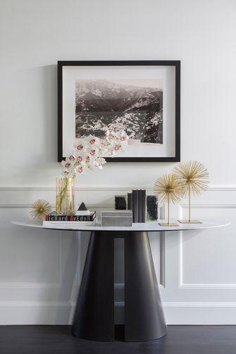 140平米一居室混搭风格玄关图片大全