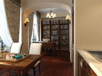 140平米别墅美式风格阳光房欣赏图