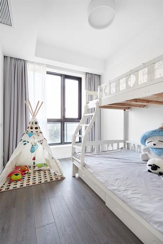 60平米北欧风格儿童房装修案例