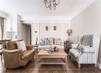 100平米四室两厅美式风格客厅欣赏图
