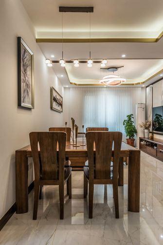 90平米中式风格餐厅装修效果图