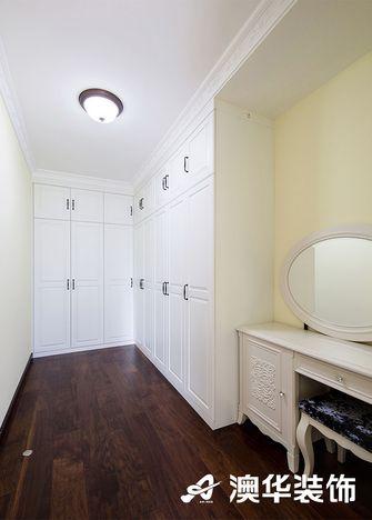140平米四室两厅地中海风格衣帽间装修效果图