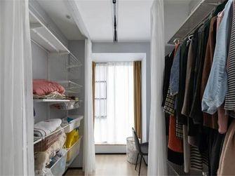 80平米三室一厅宜家风格衣帽间设计图