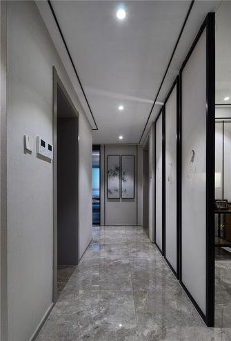 120平米三室一厅中式风格走廊装修效果图