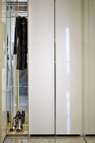 140平米四室三厅现代简约风格衣帽间效果图