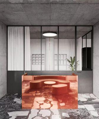 110平米三室两厅英伦风格书房装修案例
