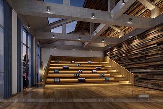 140平米别墅东南亚风格影音室装修案例