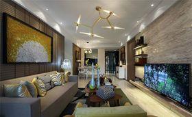 140平米四室兩廳其他風格客廳圖