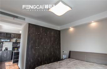 140平米四室三厅现代简约风格卧室设计图