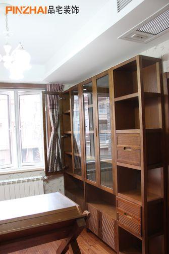 140平米四东南亚风格书房装修案例