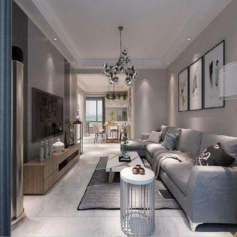 3万以下30平米以下超小户型现代简约风格客厅装修图片大全