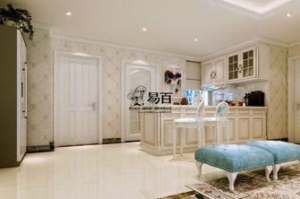 富裕型90平米一室两厅欧式风格餐厅设计图