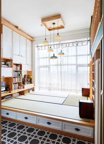 50平米现代简约风格阳光房设计图