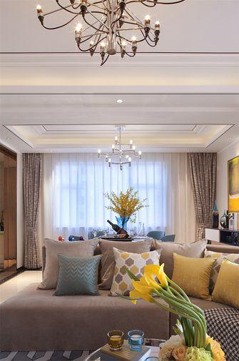 90平米三室两厅现代简约风格厨房图