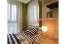 120平米三室五厅现代简约风格卧室设计图