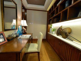 90平米三室两厅东南亚风格书房图片大全