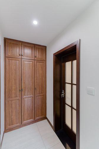 120平米三室两厅现代简约风格衣帽间装修案例