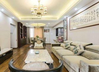 70平米一室两厅新古典风格客厅欣赏图