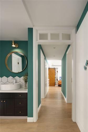 110平米三室两厅混搭风格走廊设计图