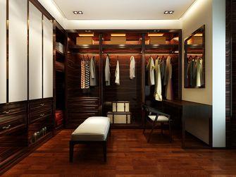140平米三室两厅其他风格衣帽间图