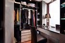 110平米三室两厅东南亚风格衣帽间欣赏图