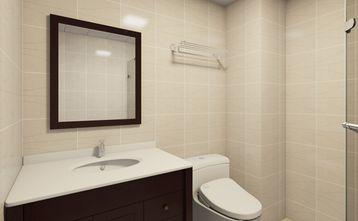 100平米三中式风格卫生间欣赏图