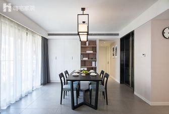 70平米混搭风格餐厅家具装修图片大全
