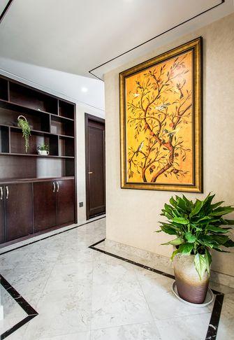 140平米四室两厅中式风格走廊壁纸图
