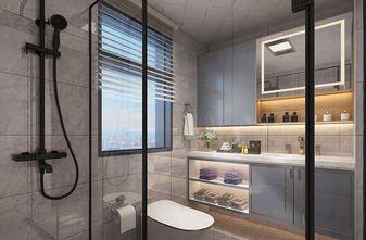 140平米四室两厅混搭风格卫生间欣赏图