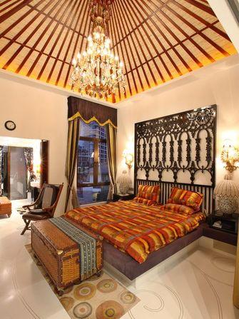 公寓东南亚风格装修效果图
