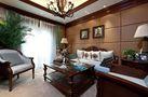 豪华型140平米四室五厅美式风格客厅设计图