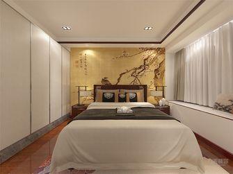 70平米一室两厅中式风格卧室图片