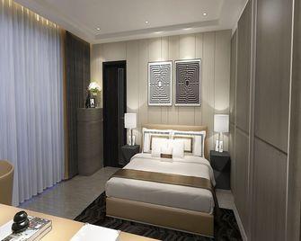 140平米别墅宜家风格卧室设计图