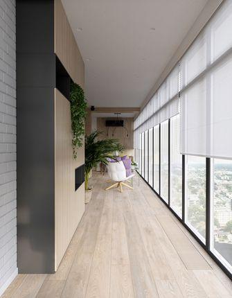 80平米宜家风格阳台图片