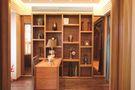 120平米三室一厅东南亚风格书房欣赏图