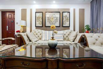 5-10万120平米三室两厅北欧风格卧室装修效果图