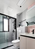 110平米三室两厅宜家风格卫生间效果图
