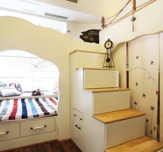 80平米三地中海风格儿童房装修案例