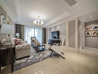 15-20万140平米美式风格客厅欣赏图