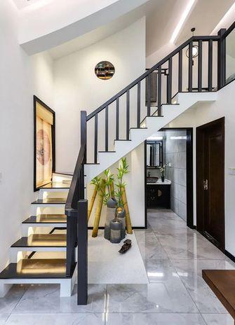 50平米中式风格阁楼设计图
