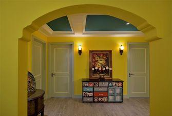 富裕型130平米三室两厅东南亚风格走廊效果图