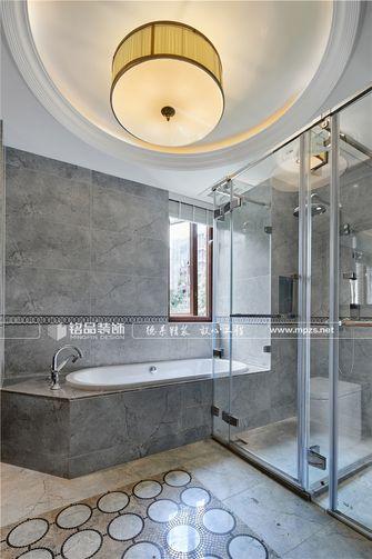 140平米四室三厅法式风格卫生间图片