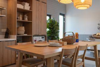 140平米四室两厅现代简约风格餐厅效果图