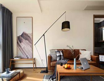 110平米三室两厅日式风格客厅图