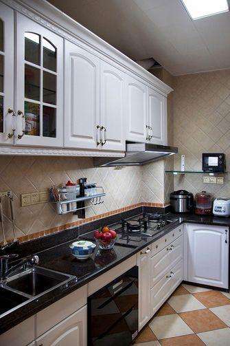 100平米地中海风格厨房效果图