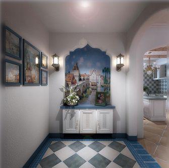 经济型120平米三室八厅地中海风格玄关欣赏图