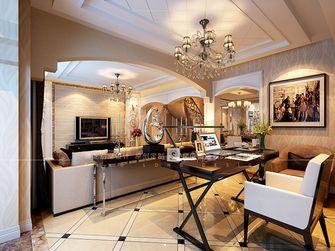 140平米别墅新古典风格书房欣赏图