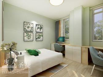 140平米四室三厅北欧风格儿童房图片