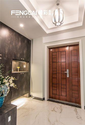 140平米四室三厅现代简约风格玄关欣赏图